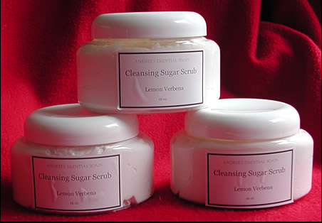 Cleansing Sugar Scrub