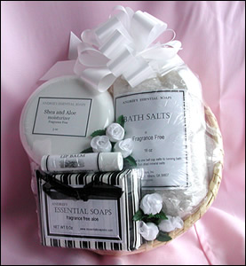 Cancer Survivor Basket - Click Image to Close